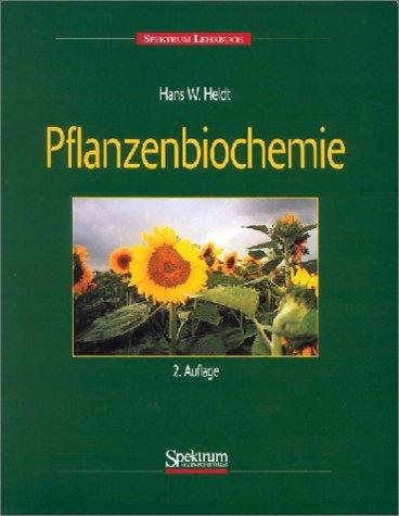 9783827404923: Pflanzenbiochemie (German Edition)