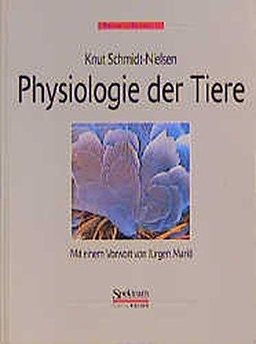 9783827405630: Animal Physiology