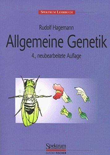 9783827408594: Allgemeine Genetik