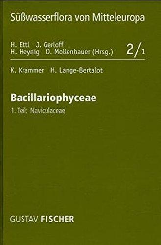 Süßwasserflora von Mitteleuropa, 24 Bde. in 27: Krammer Kurt, Lange-Bertalot