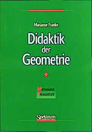 9783827409942: Didaktik Der Geometrie in Der Grundschule