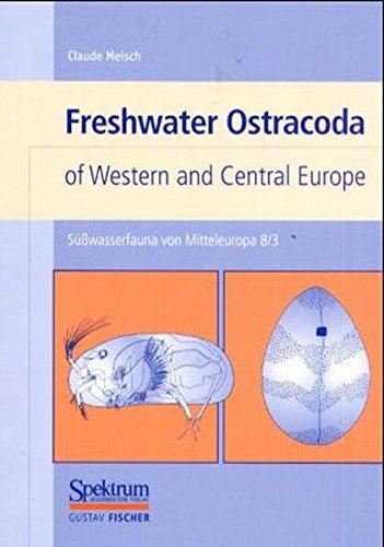 9783827410016: Süßwasserfauna von Mitteleuropa, Bd. 08/3: Crustacea: Ostracoda