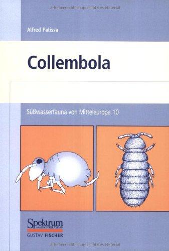 9783827410313: Süßwasserfauna von Mitteleuropa, Bd. 10: Collembola (German Edition)