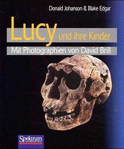 9783827410498: Lucy und ihre Kinder: Mit Photographien von David Brill