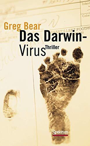 9783827410894: Das Darwin-Virus: Thriller (German Edition)