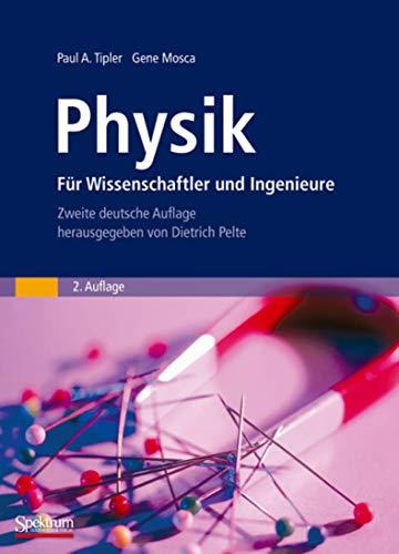 9783827411648: Physik: für Wissenschaftler und Ingenieure (Sav Physik/Astronomie) (German Edition)