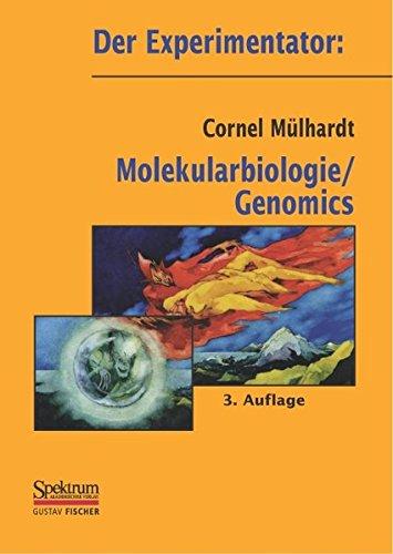 9783827411921: Der Experimentator: Molekularbiologie / Genomics (German Edition)