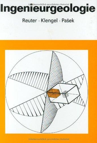 9783827412089: Ingenieurgeologie (German Edition)