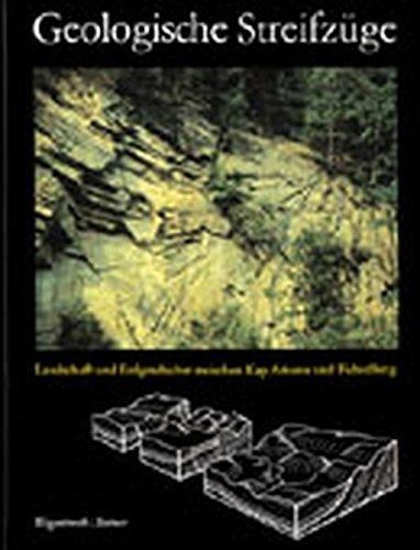 9783827412157: Geologische Streifzüge: Landschaft und Erdgeschichte zwischen Kap Arkona und Fichtelberg (German Edition)