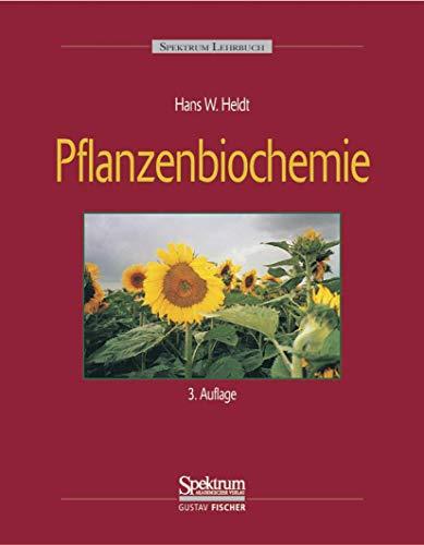 9783827413307: Pflanzenbiochemie (German Edition)