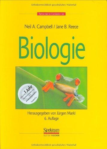 9783827413529: Biologie.