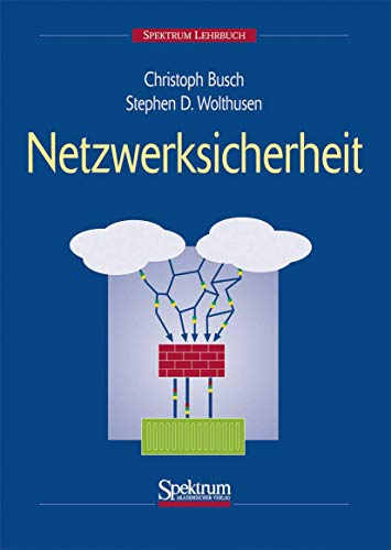 9783827413734: Netzwerksicherheit (German Edition)