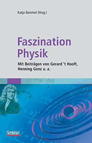 9783827414205: Faszination Physik