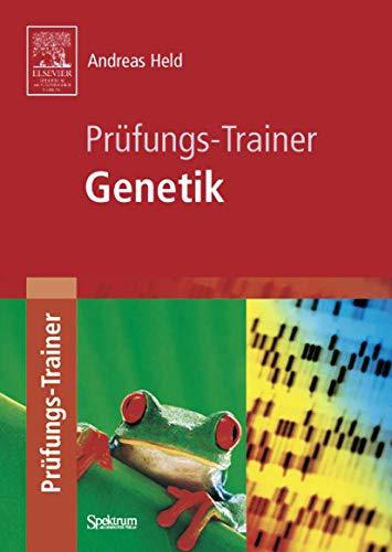 9783827414731: Prüfungs-Trainer Genetik
