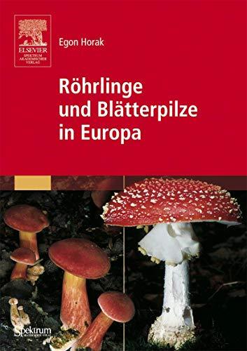 9783827414786: Röhrlinge und Blätterpilze in Europa