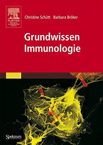 9783827414878: Grundwissen Immunologie (German Edition)
