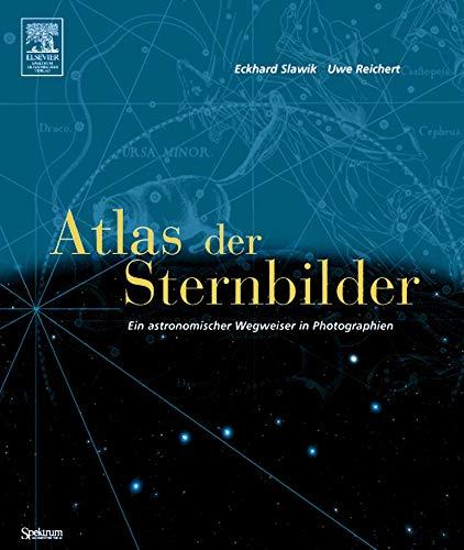 9783827415165: Atlas Der Sternbilder
