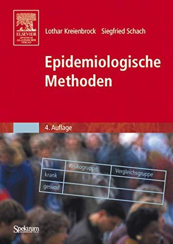 9783827415288: Epidemiologische Methoden