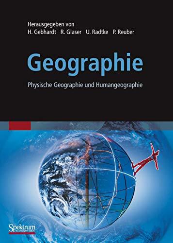 9783827415431: Geographie: Physische Geographie und Humangeographie (Sav Geowissenschaften)