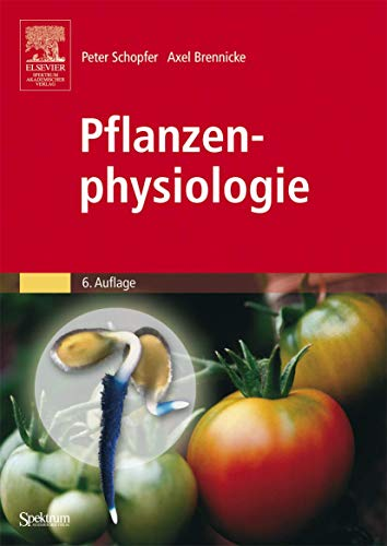 9783827415615: Pflanzenphysiologie (German Edition)