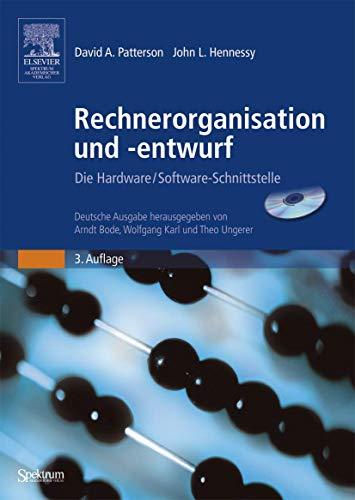 9783827415950: Rechnerorganisation und -entwurf: Die Hardware/ Software-Schnittstelle (German Edition)