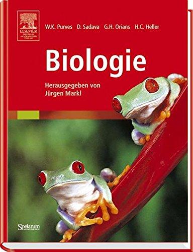 9783827416308: Biologie