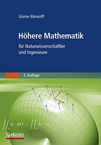 9783827416889: Höhere Mathematik: für Naturwissenschaftler und Ingenieure (Sav Mathematik)