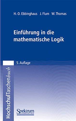 9783827416919: Einführung in die mathematische Logik (Sav Mathematik)