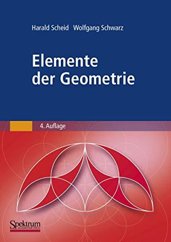 9783827416971: Elemente der Geometrie