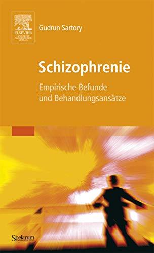 9783827417756: Schizophrenie: Empirische Befunde und Behandlungsansätze (Sav Psychologie)