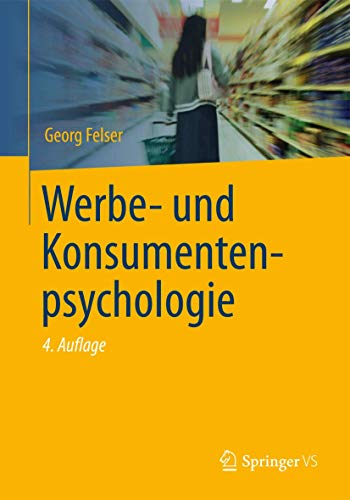 9783827417824: Werbe- und Konsumentenpsychologie (Sav Psychologie) (German Edition)