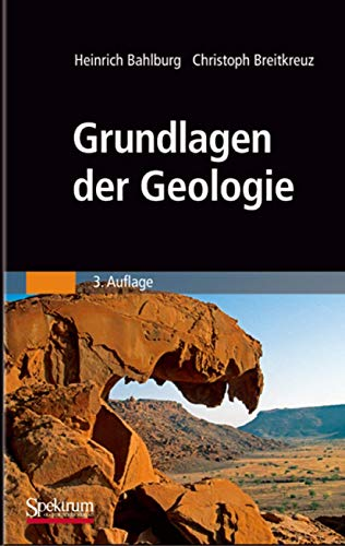 9783827418111: Grundlagen der Geologie (German Edition)