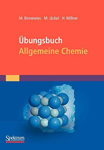 9783827418289: Übungsbuch Allgemeine Chemie (Sav Chemie)
