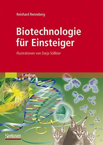 9783827418470: Biotechnologie für Einsteiger (German Edition)