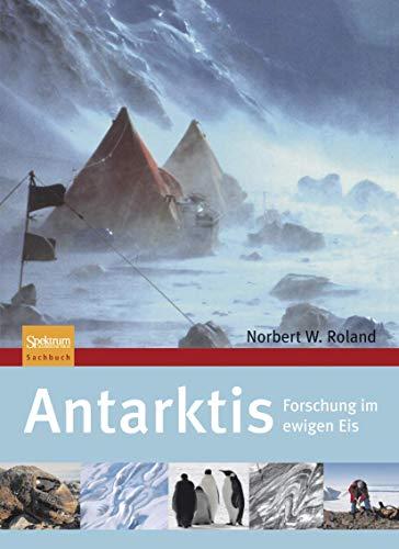 9783827418753: Antarktis: Forschung im ewigen Eis (German Edition)