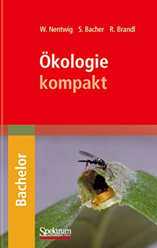 9783827418760: Ökologie kompakt (Bachelor) (German Edition)