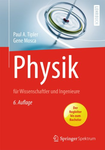 9783827419453: Physik: für Wissenschaftler und Ingenieure (German Edition)