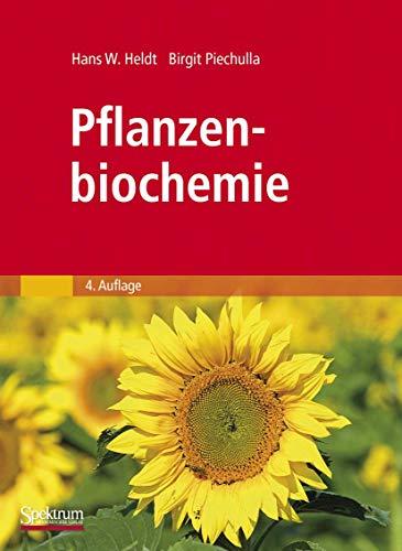 9783827419613: Pflanzenbiochemie (German Edition)