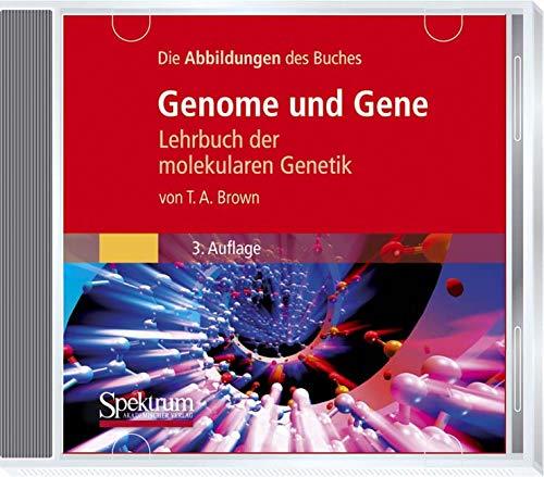9783827419743: Genome und Gene [import allemand]
