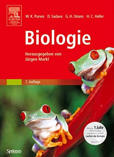 9783827420077: Biologie: plus 1 Jahr Online-Zugang Lexikon der Biologie