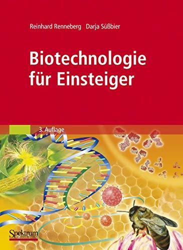 9783827420459: Biotechnologie für Einsteiger (German Edition)