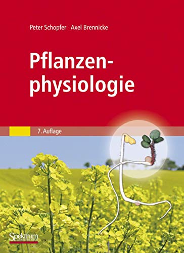 9783827423511: Pflanzenphysiologie (German Edition)