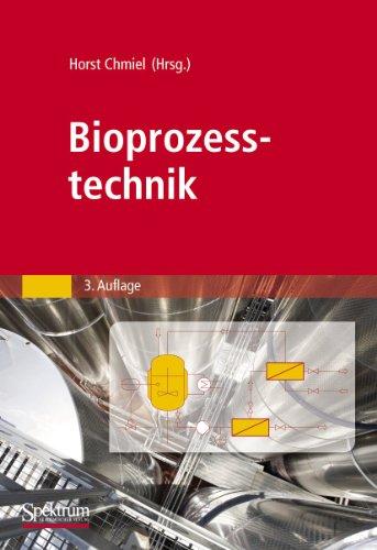 9783827424761: Bioprozesstechnik