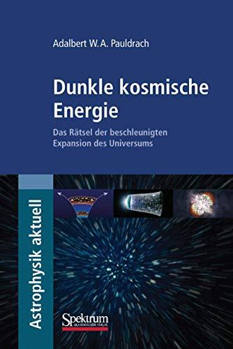 Dunkle kosmische Energie: Pauldrach, Adalbert W.