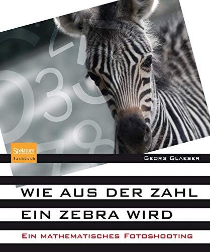 9783827425027: Wie aus der Zahl ein Zebra wird: Ein mathematisches Fotoshooting