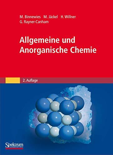 9783827425331: Allgemeine und Anorganische Chemie