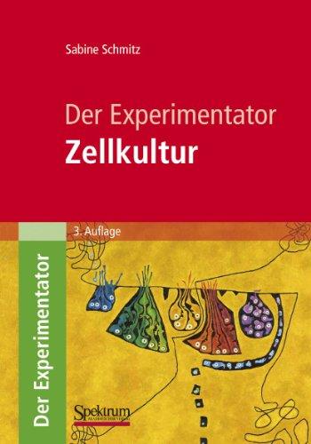 9783827425720: Der Experimentator: Zellkultur (German Edition)