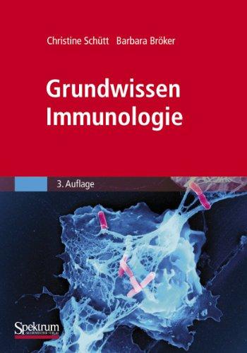 9783827426468: Grundwissen Immunologie (German Edition)