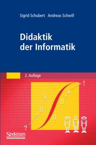 9783827426529: Didaktik der Informatik (German Edition)