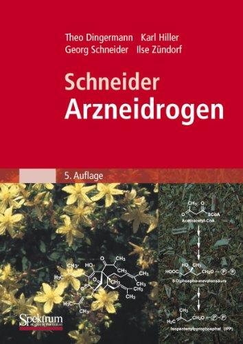 9783827427656: Schneider - Arzneidrogen